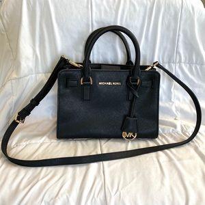 Black Micheal Kors Handbag